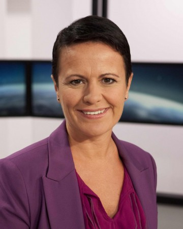 Isabelle MOURGERE -- TV5 MONDE