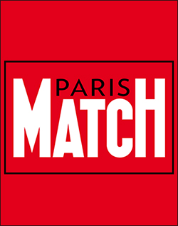 Paris-Match Anne-Laure Le Gall sur Le Crillon Paris