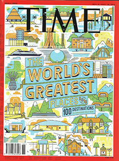 Amanyangyun Shanghai in Time Magazine